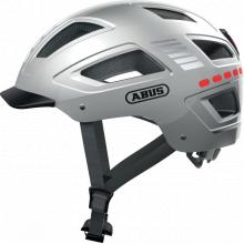 Urban Helmets Hyban 2.0 Led - Signal Silver - L by Abus