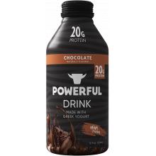 Powerful Chocolate Drink
