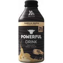 Powerful Vanilla Maple Drink