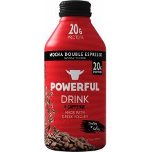 Powerful Mocha Double Espresso Drink