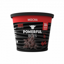 Powerful Mocha Bites