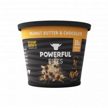 Powerful Peanut Butter & Chocolate Bites