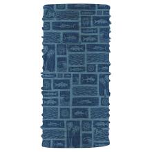 CoolNet UV+ Wood Cut Blue by Buff