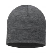 Lightweight Merino Wool Hat Grey by Buff in Denver CO