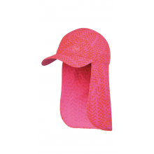 Junior Bimini Cap Fuschia by Buff