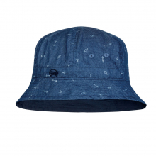 Junior Bucket Hat Arrows Denim by Buff