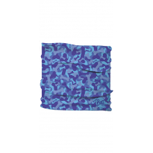 Dog Insect Shield Neckwear Bone Camo Blue M/L by Buff in Blacksburg VA