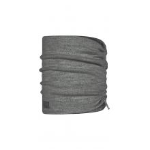 Merino Wool Fleece Neckwarmer Grey