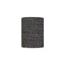 Knitted & Fleece Neckwarmer Grete Castlerock Grey by Buff in Arcata CA