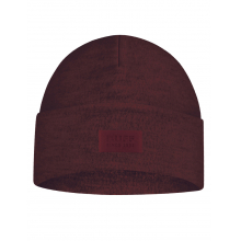 Merino Wool Fleece Hat Maroon by Buff
