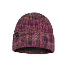 Knitted & Fleece Hat Sabine Pink by Buff