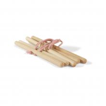 Hanger Set 5pcs (Pink) by Babai