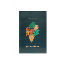Poster Ice-Cream by Babai