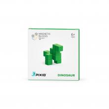 Green Dinosaur by Pixio