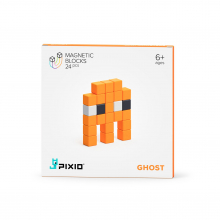 Mini Monster Ghost by Pixio
