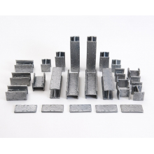 Unit Beams Standard 25pc Set