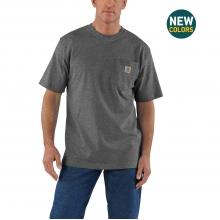 Men's Workwear Pkt SS TShrt MW Jersey Org Fit by Carhartt in Littleton CO