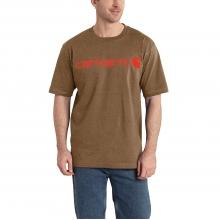 Short-Sleeve Logo T-Shirt by Carhartt