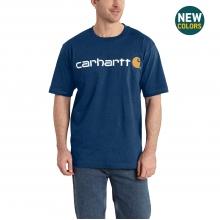 Short-Sleeve Logo T-Shirt by Carhartt in Juneau Ak