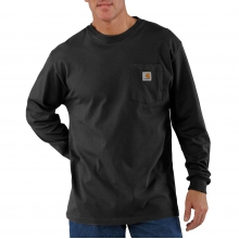 Men's Workwear Pkt LS T Shrt