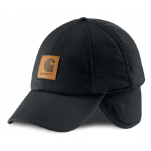M Ear Flap Cap by Carhartt