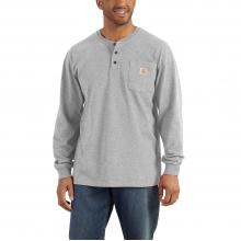 Men's Workwear Pkt LS Henley MW Jersey Org Fit by Carhartt