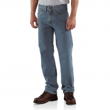 Straight/Traditional-Fit Straight-Leg Jean by Carhartt