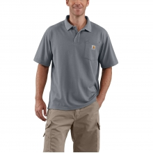 Contractor's Work Pocket® Polo by Carhartt in Juneau Ak