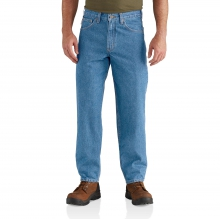M Relaxed Fit Tapered Leg Jean