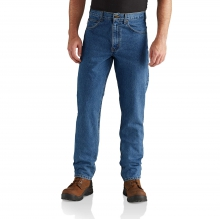 Straight/Traditional-Fit Tapered-Leg Jean by Carhartt