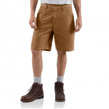 Washed Duck Work Short by Carhartt