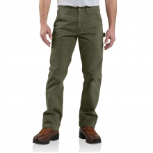 M Washed Twill Dungaree by Carhartt