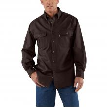 Sandstone Twill Shirt by Carhartt in Seward Ak