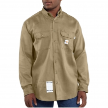 Flame-Resistant Lightweight Twill Shirt by Carhartt in Fort Collins CO