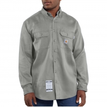 Flame-Resistant Lightweight Twill Shirt by Carhartt in Kissimmee FL