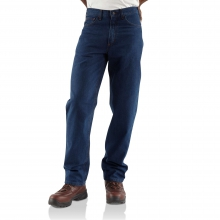 Flame-Resistant Relaxed Fit Jean/Straight Leg by Carhartt