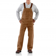 Sandstone Bib Overall/Unlined by Carhartt