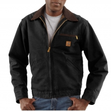 Sandstone Detroit Jacket / Blanket Lined by Carhartt