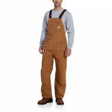 Duck Carpenter Bib Overall/Unlined by Carhartt
