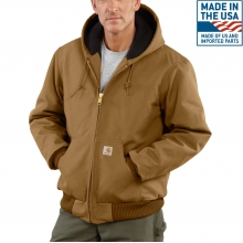 Duck Active Jac / Quilted Flannel Lined by Carhartt in Seward Ak
