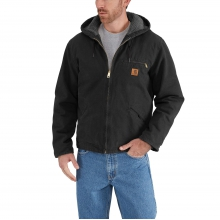 Sandstone Sierra Jacket / Sherpa Lined by Carhartt in Lafayette CO
