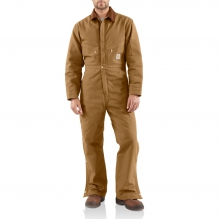 Duck Coveralls / Quilt-Lined by Carhartt