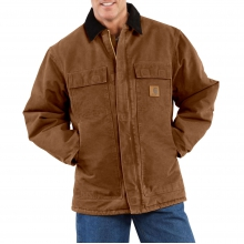 Sandstone Traditional Coat / Arctic Quilt Lined by Carhartt