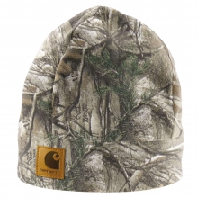Camo Fleece Hat by Carhartt