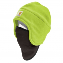 High-Visibility Color Enhanced Fleece 2-in-1 Hat by Carhartt