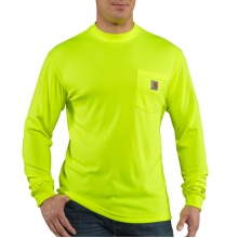 Force® Color Enhanced Long-Sleeve T-Shirt by Carhartt