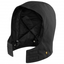 Arctic Quilt Lined Duck Hood by Carhartt