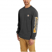 Workwear Graphic Way Long-Sleeve T-Shirt by Carhartt