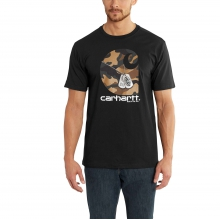 Lubbock Graphic H2H Dog Tags Short Sleeve T-Shirt by Carhartt