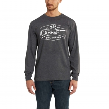 Maddock Graphic Handmade Long-Sleeve T-Shirt by Carhartt